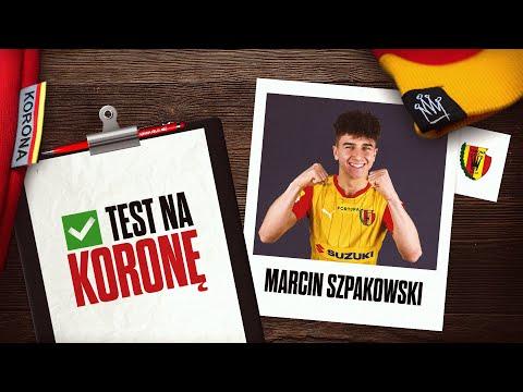 Test na Koronę #4   Marcin Szpakowski