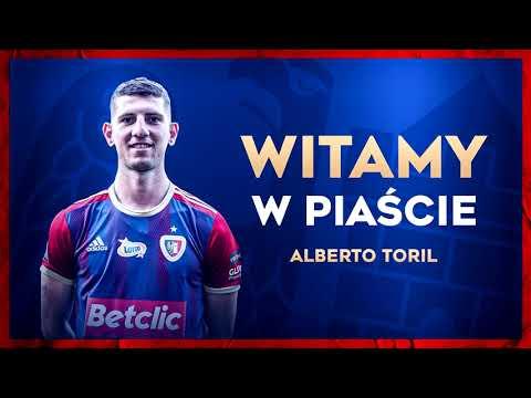 WITAMY W PIAŚCIE | Alberto Toril w Piaście Gliwice! | 10|06|21