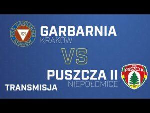 Read more about the article Garbarnia II Kraków – Puszcza II Niepołomice   PUSZCZA TV