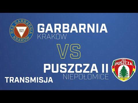Garbarnia II Kraków – Puszcza II Niepołomice   PUSZCZA TV