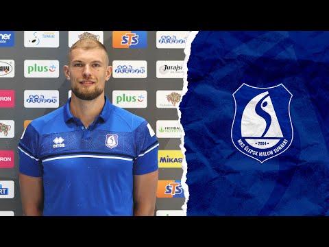 Sezon 2021/2022: Piotr Łukasik siatkarzem Ślepska Malow Suwałki!