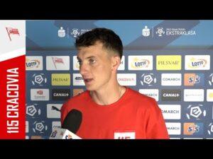 Mathias Hebo Rasmussen – Pierwszy wywiad z nowym graczem Pasów [NAPISY PL] (12.06.2021)