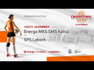 Read more about the article Energa MKS SMS Kalisz –  SPS Lębork