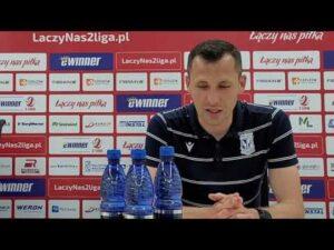 Read more about the article Konferencja po meczu Stal Rzeszów  – Lech II Poznań