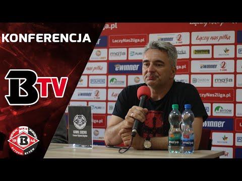 Read more about the article Konferencja prasowa po meczu Bytovia – Pogoń Siedlce (4:3)