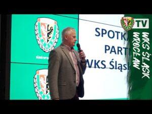 Kluby partnerskie odwiedziły Stadion Wrocław