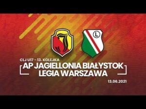 CLJ U17 – AP Jagiellonia Białystok – Legia Warszawa