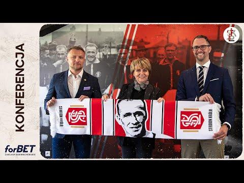 ŁKS gra na Stadionie Króla! Konferencja prasowa