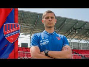 Dawid Szwarga asystentem trenera w Rakowie