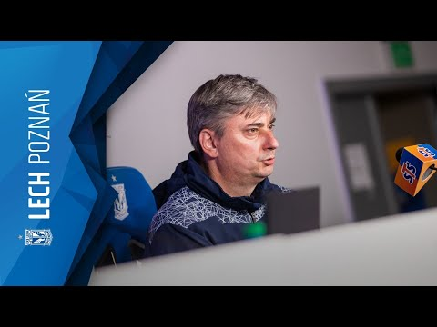 KONFERENCJA PRASOWA | Trener Maciej Skorża przed rozpoczęciem przygotowań do sezonu 2021/22
