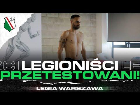 WITAMY I BADAMY! Nowa twarz w Legia Training Center! [WŁĄCZ NAPISY]