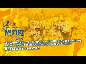 Read more about the article Konferencja Prasowa #StalówkaMistrz #MistrzPolski