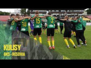 Read more about the article [GKS TV] Zwycięstwo na konec sezonu – kulisy meczu z Resovią