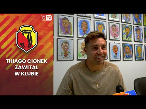 Thiago Cionek zawitał w Klubie