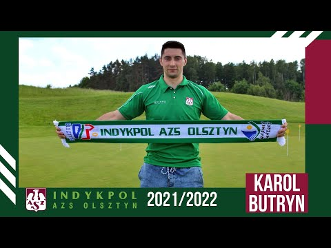 Read more about the article Karol Butryn zawodnikiem Indykpolu AZS Olsztyn!