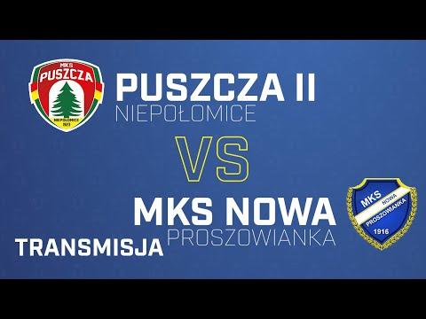 Read more about the article Puszcza II Niepołomice –  MKS NOWA Proszowianka | PUSZCZA TV