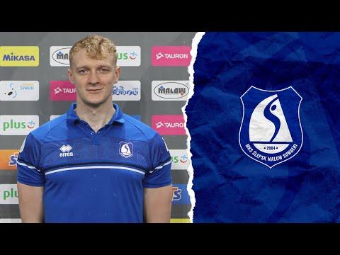 Read more about the article Sezon 2021/2022: Jakub Ziobrowski dołącza do biało-niebieskich!
