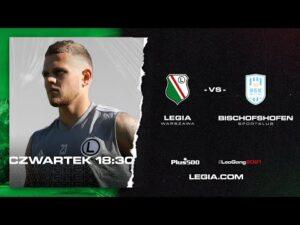 Mecz kontrolny Legia Warszawa – SK Bischofshofen