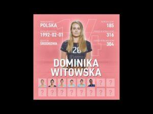 Dominika Witowska | Nowa środkowa KS DevelopRes Rzeszów | TAURONLiga 21/22