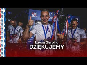 Łukasz Sierpina – dziękujemy!