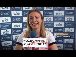 Read more about the article Marlena Kowalewska: Mogę wystawiać z wyskoku