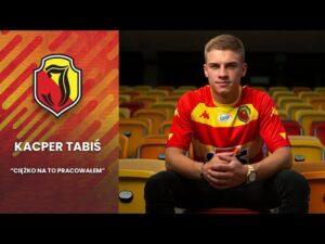 Read more about the article Kacper Tabiś: Ciężko na to pracowałem