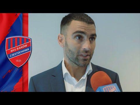Žarko Udovičić: mam nadzieję, że to doświadczenie pomoże drużynie