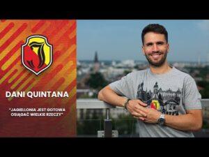 Read more about the article Dani Quintana: Jagiellonia jest gotowa osiągać wielkie rzeczy