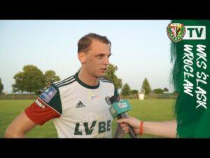 Read more about the article Rafał Makowski po meczu z FK Vojvodiną #ChorwacjaWKS