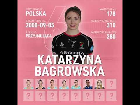 Read more about the article Katarzyna Bagrowska   Nowa przyjmująca KS DevelopRes Rzeszów   TAURONLiga 21/22