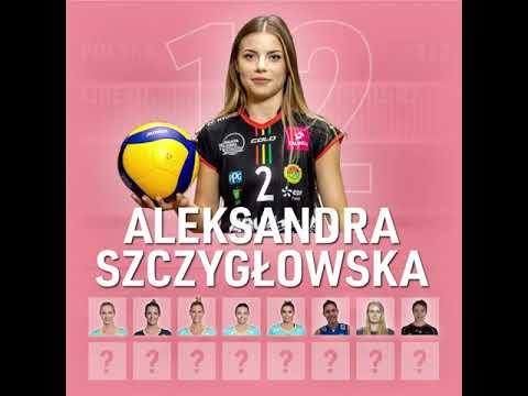 Read more about the article Aleksandra Szczygłowska   Nowa libero KS DevelopRes Rzeszów   TAURONLiga 21/22