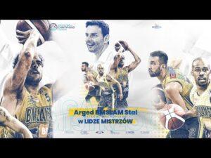 Read more about the article Wielki moment, wielka chwila. Arged BMSLAM Stal w Lidze Mistrzów!