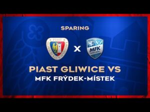 Read more about the article LIVE |  Piast Gliwice – MFK Frydek – Mistek | 25|06|2021