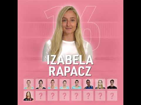 Read more about the article Izabella Rapacz   Nowa atakująca KS DevelopRes Rzeszów   TAURONLiga 21/22