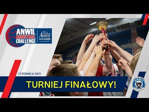 ANWIL Basketball Challenge   Turniej Finałowy   Dzień Dziecka