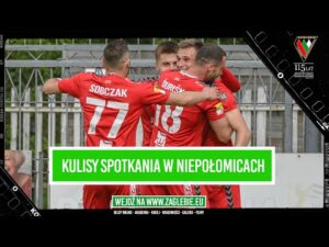 Read more about the article Kulisy spotkania z Puszczą Niepołomice | ZAGŁĘBIE 4:0 PUSZCZA