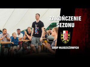 Read more about the article Zakończenie sezonu grup młodzieżowych 2020/2021