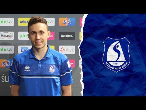 Read more about the article Sezon 2021/2022: Paweł Halaba zawodnikiem Ślepska Malow Suwałki!