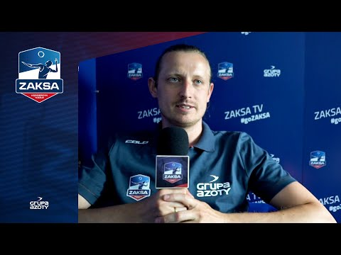 Read more about the article Michał Kozłowski: cieszę się, że mogę tutaj być