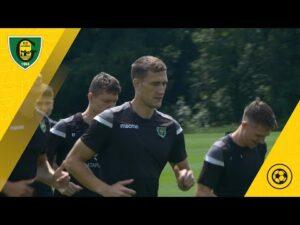 Read more about the article Piłkarze GKS-u wracają do treningów (30 06 2021)