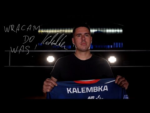 Read more about the article TOMASZ KALEMBKA – wraca do ZAKSY!