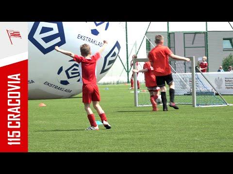 Akademia Klasy Ekstra w Cracovia Training Center (02.06.2021)
