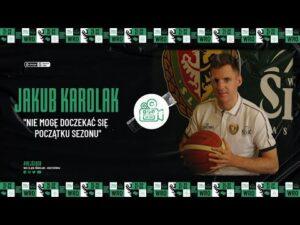 Read more about the article Jakub Karolak: Nie mogę doczekać się początku sezonu