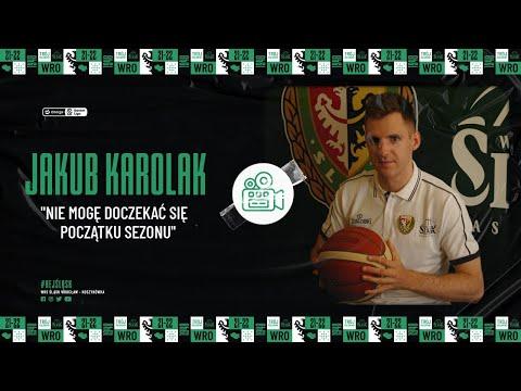 Jakub Karolak: Nie mogę doczekać się początku sezonu