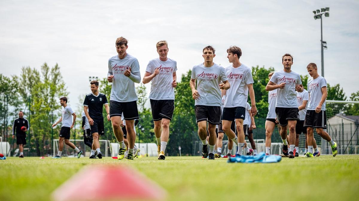 Zapowiedź meczu Jutrzenka Warta – ŁKS II Łódź