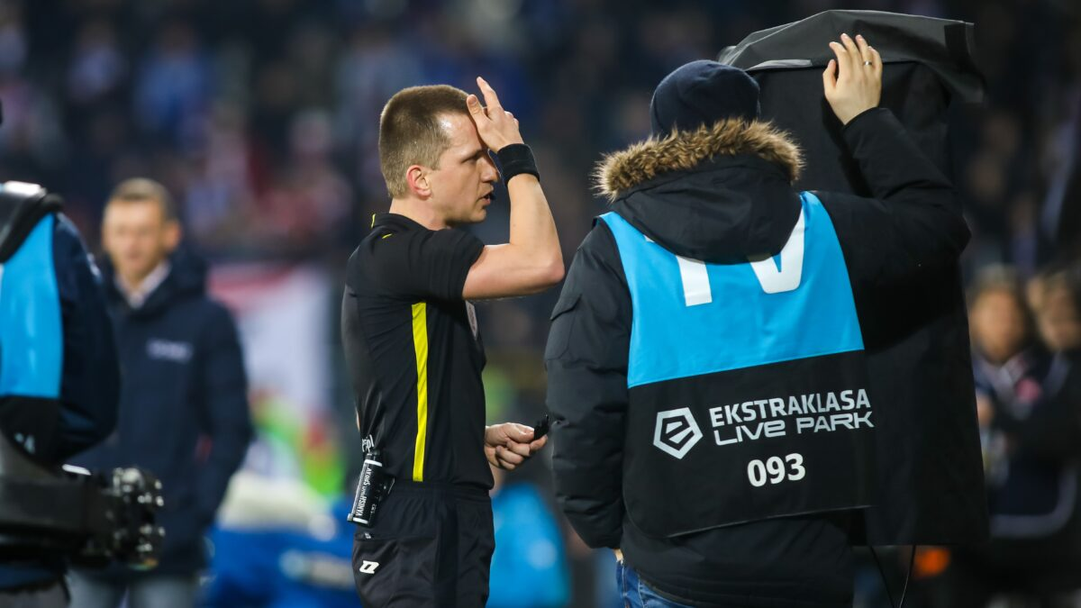 You are currently viewing Mecze ełkaesiaków w Fortuna 1 Ligi z udziałem systemu VAR