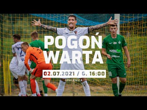You are currently viewing Opalenica 2021: Pogoń Szczecin – Warta Poznań 2:1 (0:1) (SKRÓT)