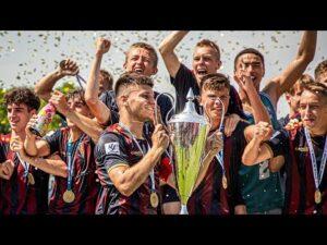 Read more about the article Złota drużyna – mistrzowie Polski U18