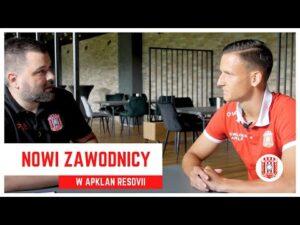 Read more about the article POZNAJ NOWYCH ZAWODNIKÓW APKLAN RESOVII RZESZÓW | SEZON 2021/2022
