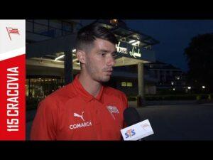 Read more about the article Moravske Toplice 2021: Pelle van Amersfoort po meczu z Partizanem Belgrad (04.07.2021) [NAPISY PL]